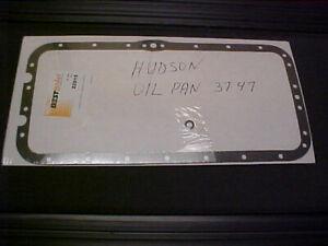HUDSON Oil Pan Gasket 6 cly. 1937-47