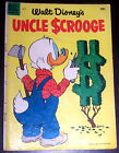 UNCLE SCROOGE #9 (GD/VG) Classic Golden-Age Disney Comic! Carl Barks! Dell 1955