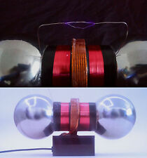 USB 5 V Bi-Polar-Tesla Bobine 35 kV 15 mA (Plasma Ball) Dual