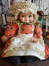 Vintage Cloth Soft Body Horsman Doll