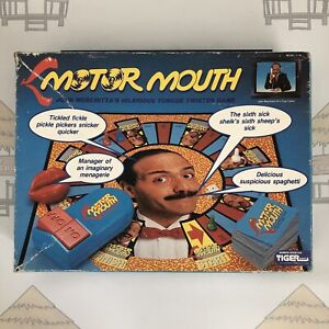 Motor Mouth Board Game Tiger Games - Select Your Game Spare Parts & Pieces (259)
