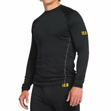 Under Armour Men's Base Layer 2.0 Crew Long Sleeve Black Ski,Snow,Hunting Size S