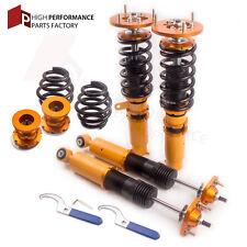 Gewindefahrwerk für BMW E46 3 Series 320 323 325 328 330 + 4x Domlager HPP