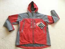 MENS NORTH FACE MAMMATUS GORE-TEX JACKET IN MOLTEN RED SZ XXL NEW WITH TAGS $499