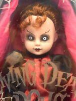 MEZCO Living Dead Dolls Lizzie Borden / LIZZIEBORDEN series 2