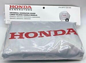 New OEM Honda 08P57-Z25-500 EU6500is, EU7000is Generator Cover SAME DAY SHIPPING