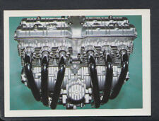 FKS 1977 Motorbikes Sticker No 63 - Honda C.B.X Engine  (S475)