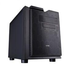 Hiditec - Drack Kube cubo negro carcasa de ordenador