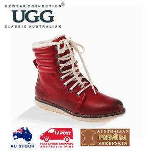 OZWEAR UGG Boxing Boots 3 Colors OB113