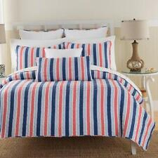 Unbranded Striped Bedspreads