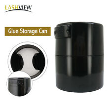 Lashview Glue Storage Container Jar for Eyelash Extensions Strong Adhesives