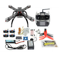 Multicopter Full Kit DIY GPS Drone FPV Radiolink AT9 Transmitter APM2.8 F14891-C