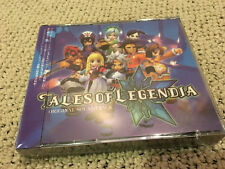TALES OF LEGENDIA SERIES BOX CD SET OST anime/ game cd Soundtrack Miya