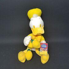 Donald Duck Flavor of the Month Lemon Sega Prize Plush Disney