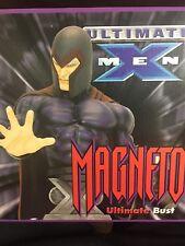 MAGNETO ULTIMATE X-MAN MARVEL BUST