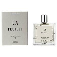 La Feuille Perfume By Miller Harris For Women 3.4 Oz / EDP Eau De Parfum Spray