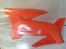 New KTM Spoiler Set Orange Enduro Motocross 7720805400004