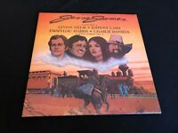 THE LEGEND OF JESSE JAMES VINYL RECORD/LP FROM 1980