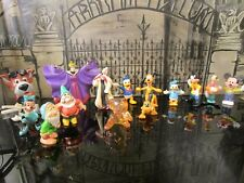 Disney Figures mixed lot PVC cake toppers Vintage Rare