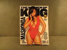 """King Magazine May 2011 Issue """"The Women Of King"""""""
