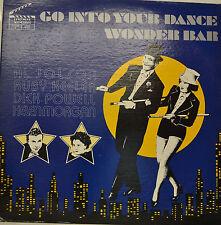 "OST - GO INTO YOUR DANCE AND WONDER BAR - HARRY WARREN AL DUBIN -12"" LP (S 993)"