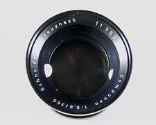 360 mm Schneider Componon enlarging lens, serial 11569241
