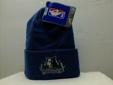 MINNESOTA TIMBERWOLVES NBA KNIT BEANIE WINTER HAT CUFFED BLUE ONE SIZE NEW
