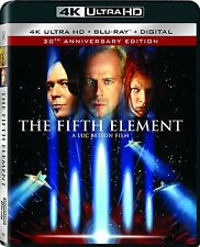 The Fifth Element 4k Ultra HD Blu Ray