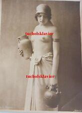 """AKTFOTO (24x18 cm) um 1922 - Verlag der """"SCHÖNHEIT"""" (Dresden) - """"Sklavin"""" - rar"""