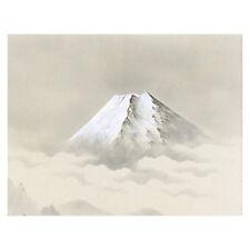 Kakejiku (Japanese Hanging Scroll) Landscape (E) - with Paulownia Wood Box