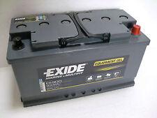 EXIDE Gel-Batterie Exide ES900, 12 V 80Ah