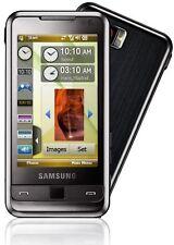 Nuovo di Zecca SAMSUNG OMNIA i900 - 5MP - 16GB - 3G-WIFI-GPS-Nero - Sbloccato