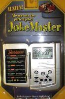 Excalibur Jackie Martling Joke Master Handheld 424-CS 1000 Jokes Perfect
