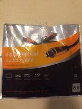 Alphaline Numérique Optique Câble Audio 1.8mFor HDTV à Autre Appareil 3-5