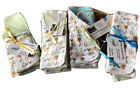 4 Sets Of 3 Baby Burp Cloths