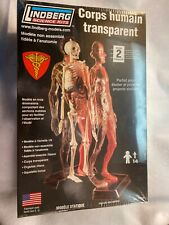 Linberg Transparent Human Body Model