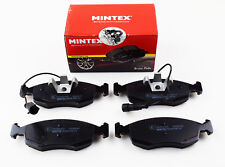 BRAND NEW FRONT MINTEX BRAKE PADS SET MDB3208 (REAL IMAGES OF THE PARTS)