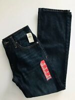 Old Navy Famous Jeans Straight Medium Wash Mens Size 28 X 30 NWT!
