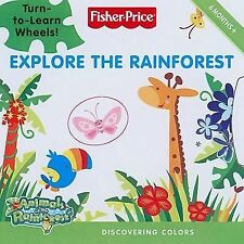 Fisher-Price: Explore the Rainforest: Discovering Colors