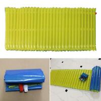 Emergency Inflatable Cushion Camping Mat Outdoor ​Mattress ​Sleeping Pad