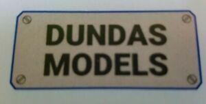 Dundas Models 009 (OO-9 or 00-9) Gauge Coach and Wagon Kits - MULTI-LISTING