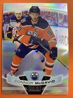 2019-20 O-Pee-Chee Platinum Base Rainbow #150 Connor McDavid Edmonton Oilers