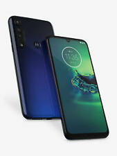 BRAND NEW Motorola Moto G8 Plus - 64GB  4GB- Cosmic Blue (Unlocked) (Dual SIM)4G