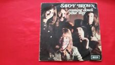 Disco 45 giri - SAVOY BROWN  -  Coming down, your way - RARISSIMO - 1973