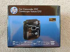 "HP F210 Dash Cam 1080p Full HD GPS 2.4"" Display Traffic Accident Recorder"