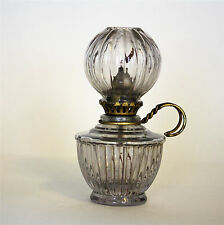 Antique Glow Night Lamp Made in USA pat 5.5.08 Antique Oil Lamp