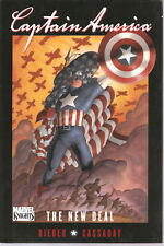 Captain America - The New Deal - Hardcover - John Ney Rieber & John Cassaday