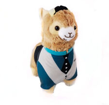 "12"" ALPACA LLAMA COSPLAY KOTETSU T. KABURAGI PRIME PLUSH TOY FROM TIGER & BUNNY"