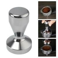 51mm Stainless Steel Coffee Espresso Tamper Stamper Base Press Kitchen Cafe Tool