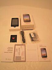 T-Mobile Prism II U8686 4GB Black 3G Smartphone 3.2MP Camera